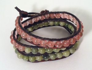 Cherry & Jade Wrap 1