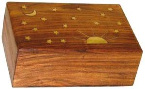 Sun and Stars Box